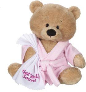 Get Well Teddy