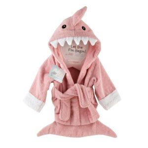 Babies Shark Robe
