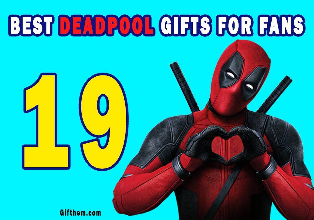 Deadpool Gifts