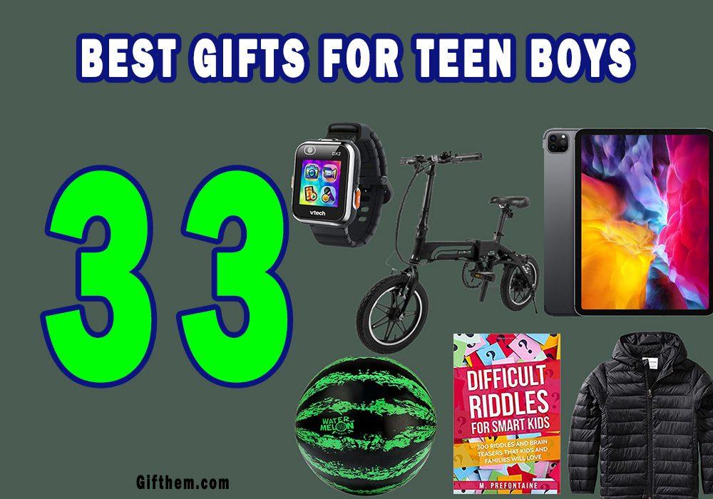 Christmas Gifts For Teenage Boy 2021