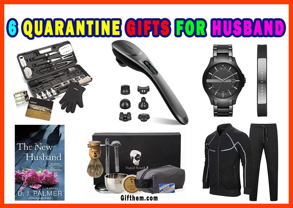 6 Top Quarantine Husband Gifts On Birthday Anniversary 2020 Gifthem