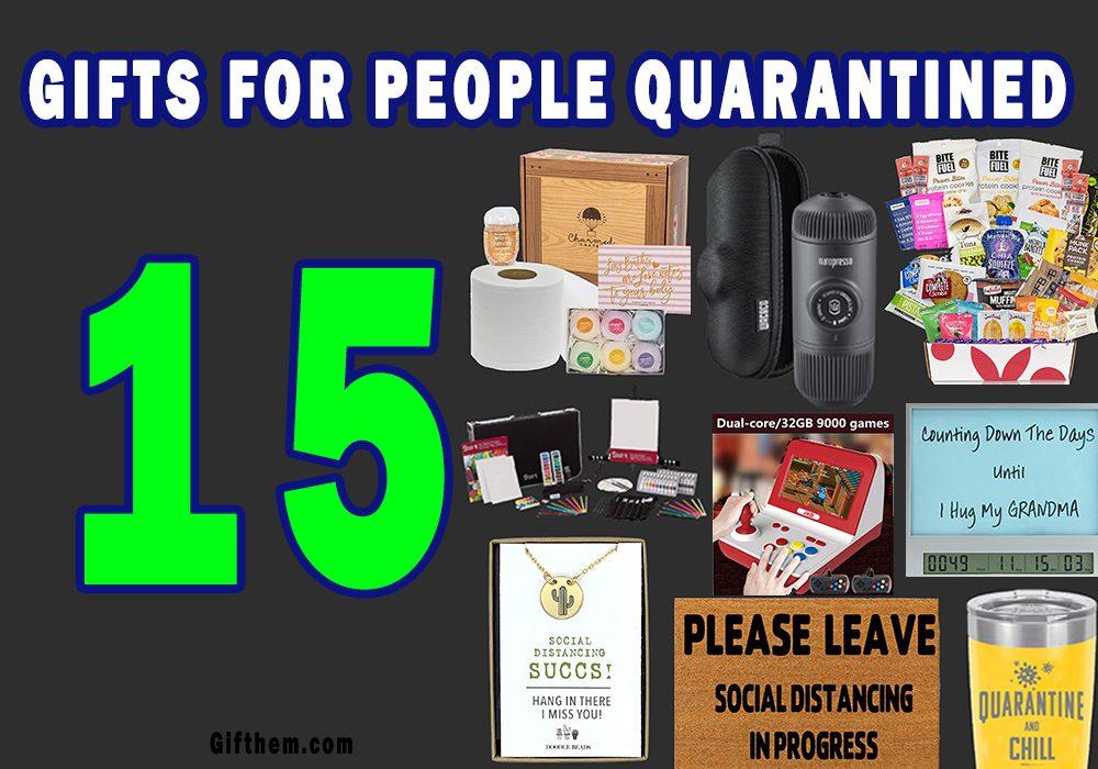 15 Quarantine Gifts For All 2021 Quarantine Birthday Gift Ideas Gifthem