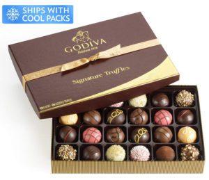 Chocolate Truffles Gift Box - Quarantine Ideas For Best Friends