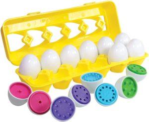 Egg Color Matching Set