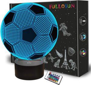Football 3D Night Lamp