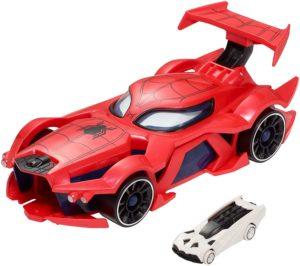 Hot Wheels Spider-Man Web Car