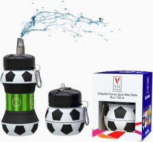 Kids Soccer Water Bottle