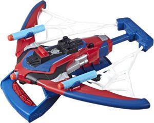 Kids Spider-Man Nerf Blaster Toy