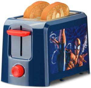Marvel Spiderman 2 Slice Toaster