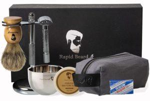 Men's shaving Set - Quarantine Husband Gift Ideas