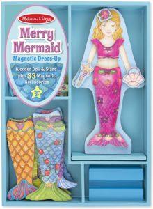 Merry Dress-Up Doll Set