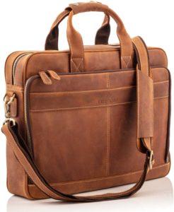 Messenger Bag For Men - College Graduation Gifts For Him