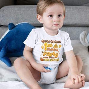 Quarantine 1st Birthday T-Shirt