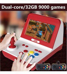 Retro Mini Arcade Game Console