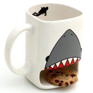 Shark Cookie Dunk Mug