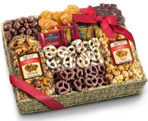 Sister Snacks Gift Basket