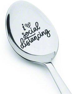 Social Distancing Spoon