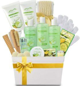 Spa Beauty Gift Basket