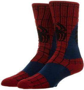 Spider man Crew Socks