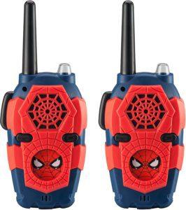 Spiderman Walkie Talkies For Kids