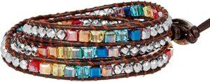 Womens Crystal Bracelet