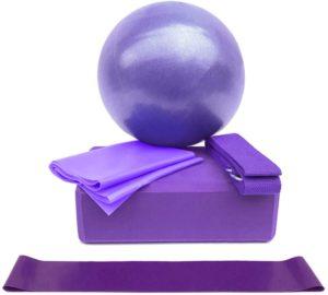 Yoga Equipment Set