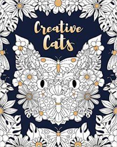 A Cat Coloring Book