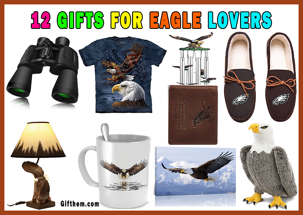 Gifts For Eagle Lovers