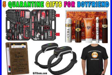 Quarantine Gifts For Boyfriend
