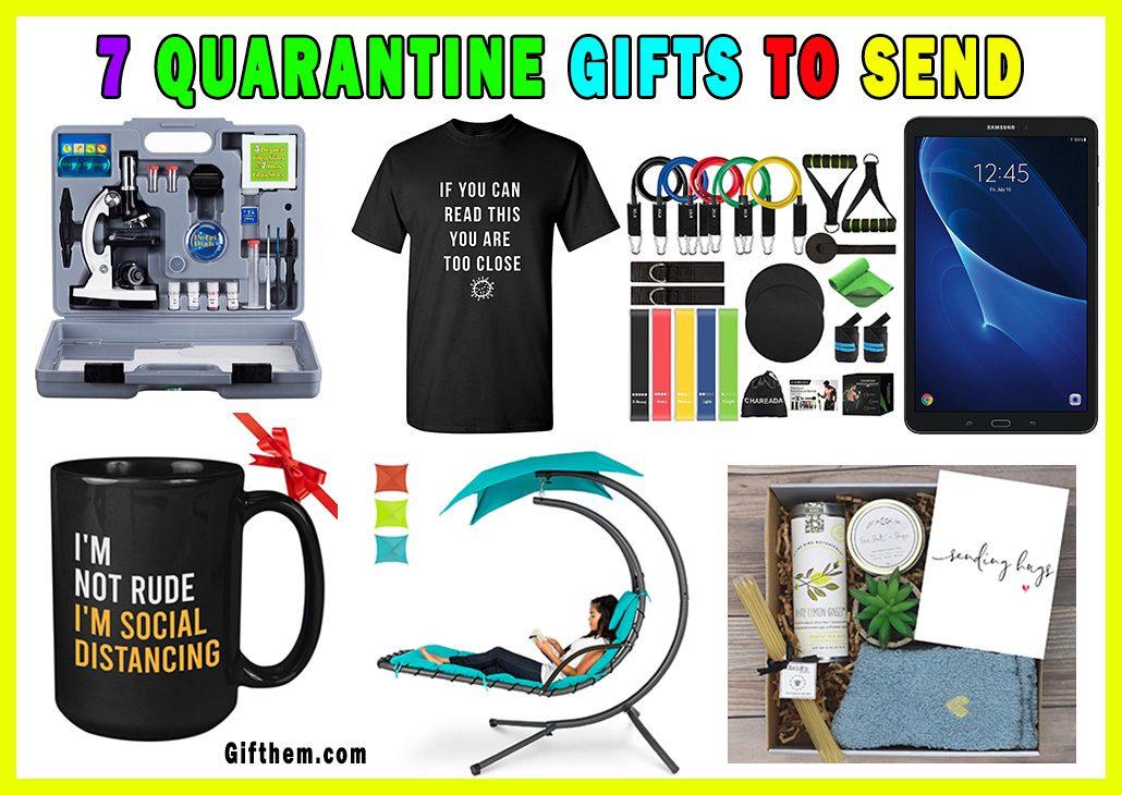 Quarantine Gifts To Send