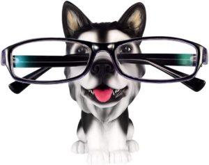Dog Eyeglass Stand