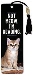 Funny Beaded Bookmark