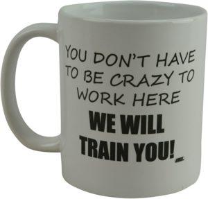 Funny Coworkers Coffee Mug