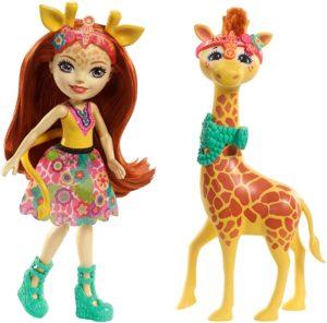Gillian Giraffe Doll