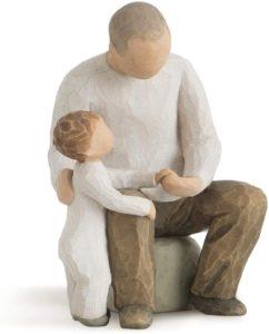 Grandfather Sculpted Figure - Quarantine Gift Ideas For Grandpa
