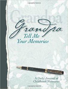 Grandpa Memory Book