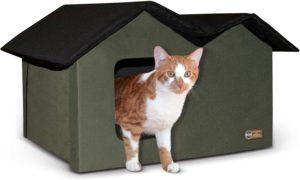Heated Kitty House