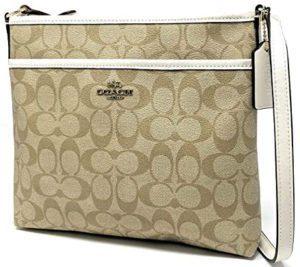 Jacquard Stripe Zipper Bag Gift on Graduation For Her