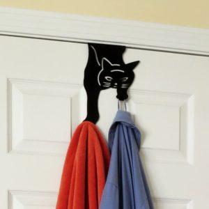 Over The Door Cat Hangers