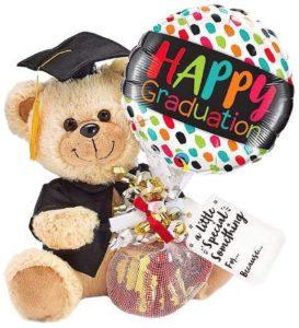 Plush Bear Candy Gift Set