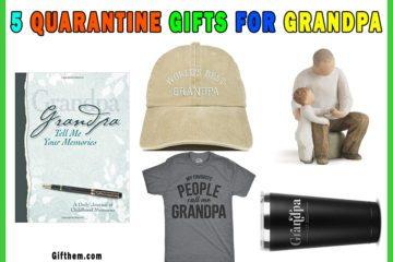 Quarantine Gifts For Grandpa