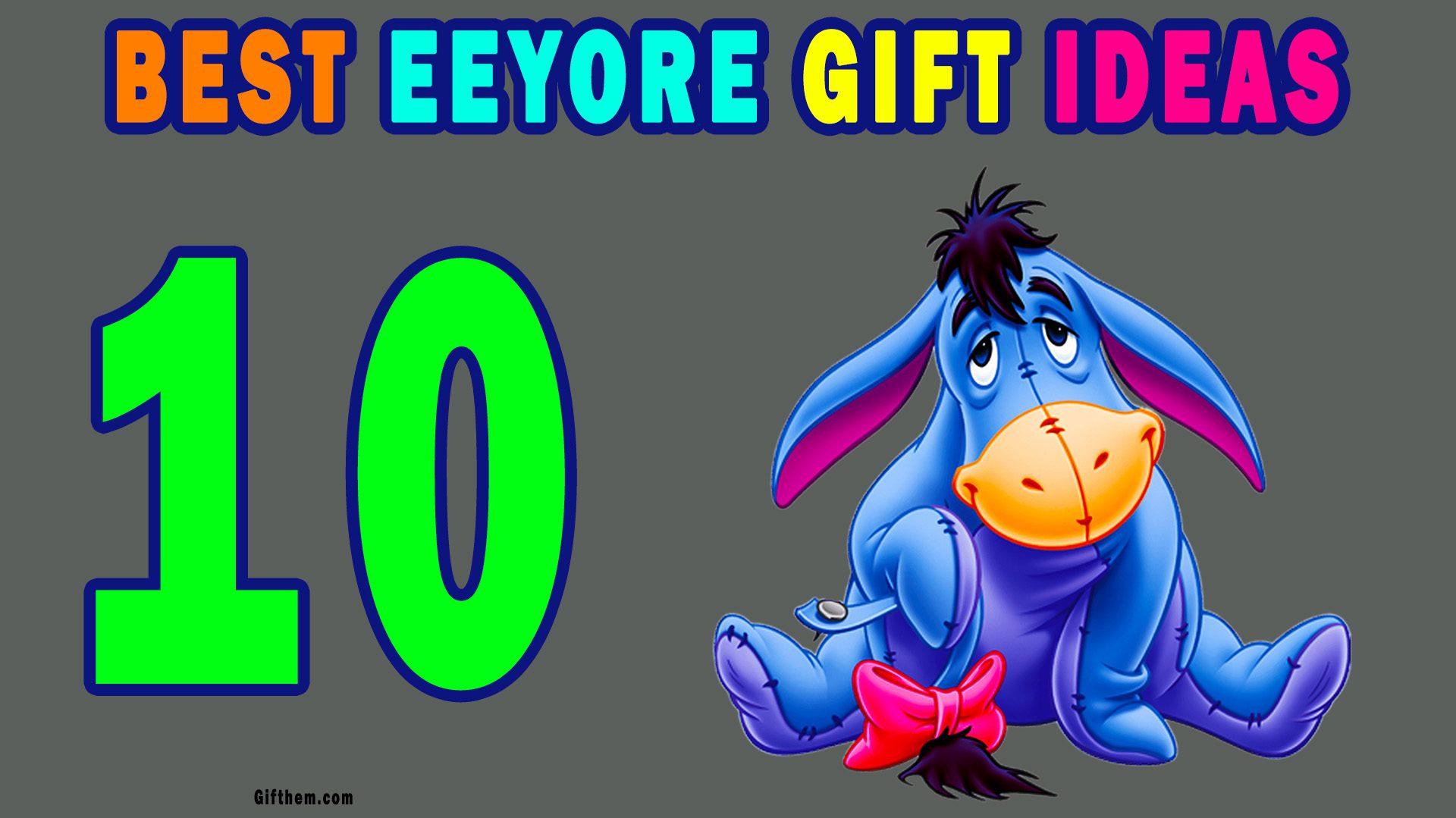 Unique Eeyore Gifts