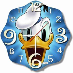 Donald Duck Wall Clock