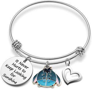 Eeyore Themed Bracelet