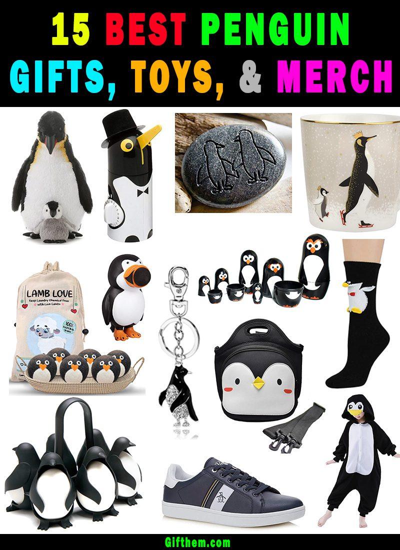 Best Penguin Gifts