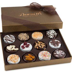 Chocolate Cookies Gift Basket