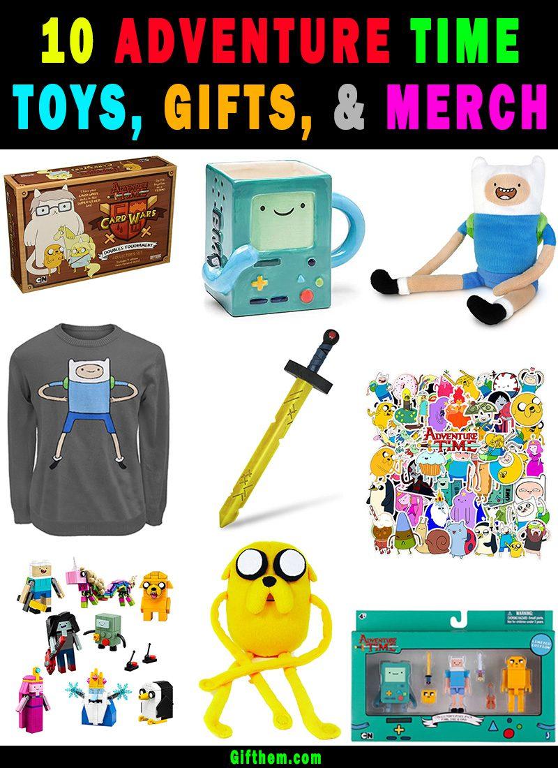 Adventure Time Toys
