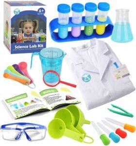 Kids Science Experiment Kit - STEM Gift Baskets For Kids