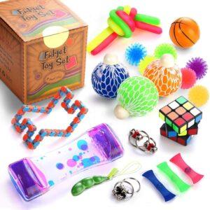 Sensory Fidget Gift Baskets For Children