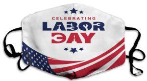 Celebrating Labor Day Mask